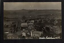 Overton, Frodsham - General View - real photographic postcard