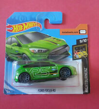 HOT WHEELS - FORD FOCUS RS - NIGHTBURNERZ - SHORT CARTE - FYD15 - 5807