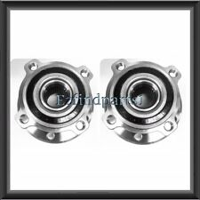 REAR WHEEL HUB BEARING ASSEMBLY FOR BMW X5 ( 2000- 2006)PAIR NEW FAST SHIPPING