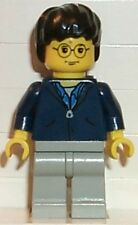 LEGO - HARRY POTTER - Harry Potter, Dark Blue Jacket - MINI FIG / MINI FIGURE