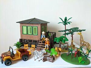 PLAYMOBIL 5759 / Safari Adventure Set - Bundle / Joblot
