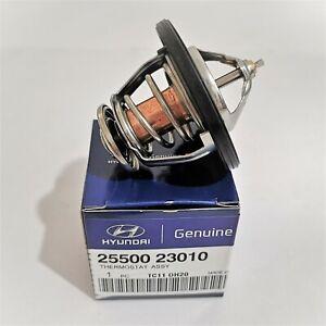 Thermostat Assembly for 96-16 HYUNDAI KIA 2.0L 2.4L # OEM 25500-23010