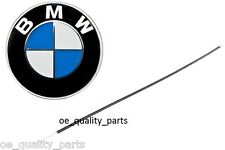 OE Genuine BMW 5 E39 Engine Cover Hood Pull Release Mechanism Cable Wire Center