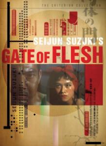 Gate of Flesh DVD Criterion Collection - 1964 Seijun Suzuki - ENGLISH SUBTITLES