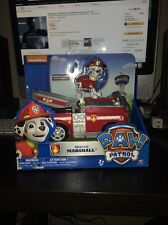 Paw Patrol Marshall's Fire Fightin' Truck/Rescue Marshall works with Paw Patrol
