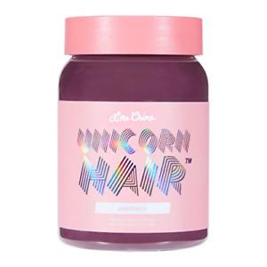 Lime Crime Unicorn Hair Dye, Aesthetic - Mauve Fantasy Hair Color - Full Formula