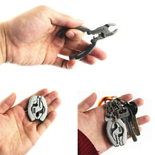 9 in 1 Multifunctional Pocket Tools Keyring Foldable Multitool Cool Keychains