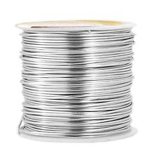 Mandala Crafts Colored Aluminum 18 Gauge Jewelry Making Beading Craft Wire NEW