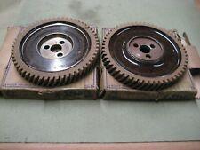 2 New Fiber 3200 Cam Gear 1941-1952 Hudson 254 8 cyl / 1941-1947 6 cyl 175 212