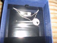 Swarovski White Crystal Wishes Necklace Set 5272247 GIFTBAG
