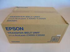 Original Epson s053001 c13s053001 Transferbelt Unit f. ACULASER c1000 c2000 NEUF