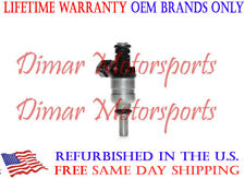 Lifetime Warranty - Single OEM Fuel Injector for 2001-2005 320i 2.2L