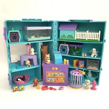 Vintage 1992 Kenner The Littlest Pet Shop Store Playset Carry Case + Accessories