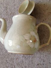 Denby Pottery Tea Pot. Daybreak Pattern.