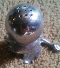 Vintage Silver leaf salt or pepper shaker made in Japan