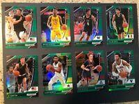 2020-21 PANINI PRIZM DRAFT PICKS BASKETBALL CARDS GREEN PRIZM YOU CHOOSE RC'S