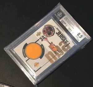 1998-99 Upper Deck Game Jerseys Shaquille O'Neal BGS 8.5 Super Rare Pop 16