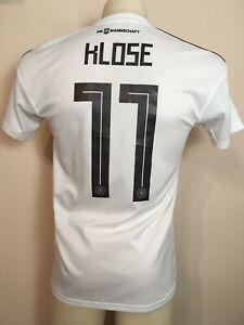 GERMANY NATIONALY TEAM 2018 2019 HOME FOOTBALL JERSEY SHIRT ADIDAS MAGLIA SOCCER