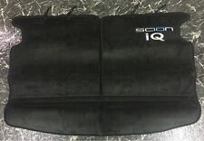 OEM BLACK FLOOR MAT TRUNK CARGO LINER SCION IQ 12-15 NO MILES