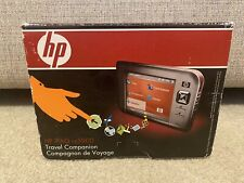 Hp iPaq rx5900 Travel Companion Device Gps W/ Box & Instructions (Tested)