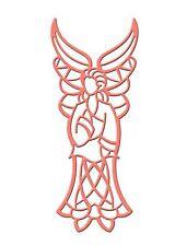 Spellbinders Holiday Angel Die Scrapbooking Paper Crafts Cut Emboss Stencil