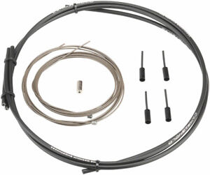 Campagnolo Ergopower Maximum Smoothness Shift Cable and Housing Set Black