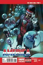 Captain America #17A, Nm 9.4, 1st Print, 2014, Unlimited Shipping Same Cost
