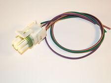 Torque Converter TCC 700R4 4L60 Connector Pigtail Wiring Harness TPI TBI Camaro