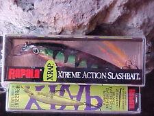 Rapala X-Rap Xr10 P Suspending Slashbait in Perch for Bass/Pike/Walleye/Pickere l