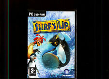SURF'S UP. GREAT ARCADE SURFING/EXTREME SPORTS GAME FOR THE PC. BRAND NEW!!