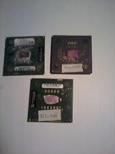 Lot de trois processeurs AMD Socket 462A