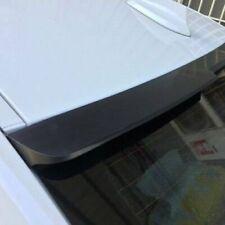 Flat Black 522ET Rear Trunk Spoiler Wing For 06~10 Volkswagen Jetta MK5 A5 Sedan