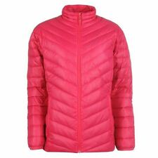Patternless Down Quilted Coats & Jackets for Women