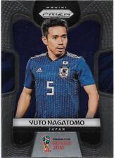 2018 Panini FIFA World Cup Base Card (118) Yuto NAGATOMO Japan