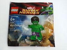 LEGO® Marvel Super Heroes 6001095 Hulk™ Figur Promo Neu & OVP limitiert 5000022