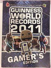 Guinness World Records 2011 Gamer's Edition Paperback Brady 2011