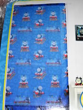 Pictorial Unlined Panel Window Curtains