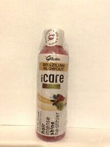 1 iCare Brazilian Blowout with Collagen & Argan Oil 100ml Original