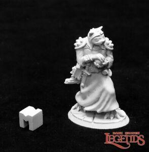 Reaper Miniatures - 03933 - Tawnyll, Catfolk Wizard - DHL