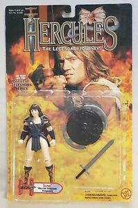HERCULES THE LEGENDARY JOURNEYS XENA WITH WARRIOR PRINCESS WEAPONRY