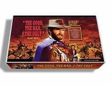 Marx The Good, The Bad and The Ugly Play Set Box
