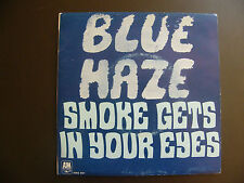 """SP BLUE HAZE """"Smoke Gets In Your Eyes""""  A&M Records – AMS 891 France (1972)"""