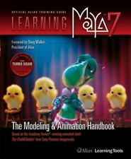 Learning Maya 7: The Modeling and Animation Handbook,Alias Learning Tools &CD116