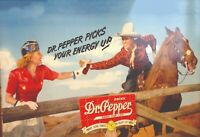 Coca Cola, Dr. Pepper, Moxie, Pepsi, large 13 x 19 Poster size quality photo 032