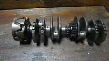 75 HONDA CB400 FOUR SUPER SPORT CB 400 HM12B ENGINE CRANKSHAFT CRANK SHAFT
