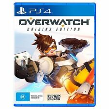 Overwatch: Origins Edition (PlayStation 4,2016)