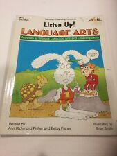 Listen Up! Language Arts K-3 Teaching And Learning Company