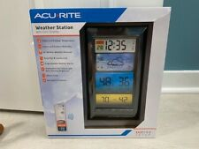 NEW in Box Acurite Weather Station with Color Display Easy 1-2-3 Setup