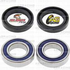 All Balls Rodamientos de Rueda Delantera & Sellos Kit Para Honda CR 250R 2002 02 Motocross