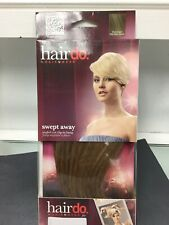 Hairdo SWEPT AWAY Angled Cut Clip-in Bang Hairpiece, R14/25 Honey Ginger Blonde